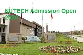 NUTECH University Admission open