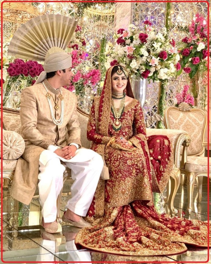Chief Justice's Son Marriage ceremony