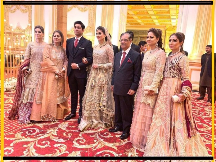 Najam Nisar Wedding Ceremony