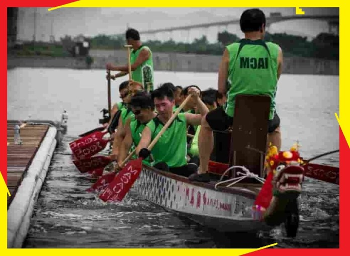 China Dragon Boat Duanwu Festival 25-06-2020