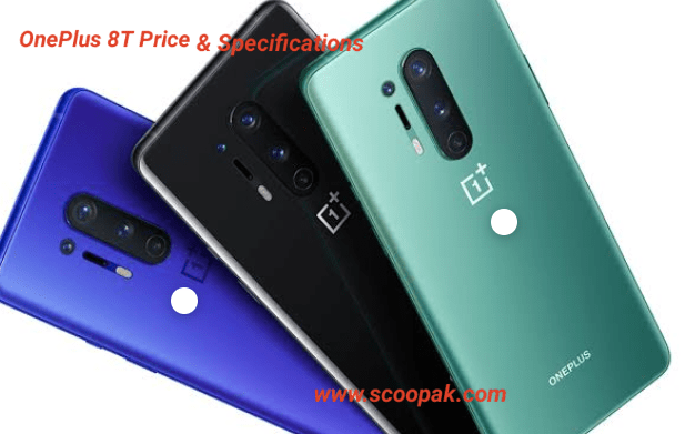 OnePlus 8T Specs Price in Pakistan 2020
