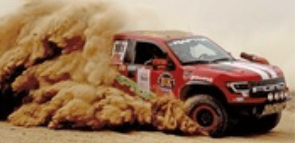 Jeep Rally Cholistan 2021 Winner Results