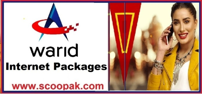 Warid Internet Package Hourly, Daily, Weekly And Monthly 2021