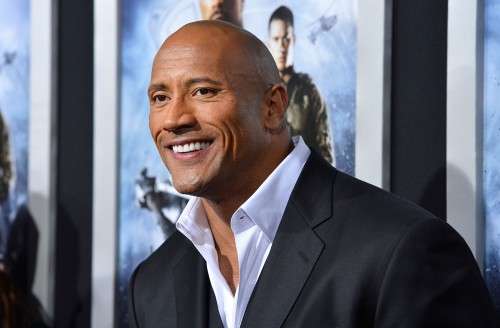 "Wrestling ring, ""Scorpion King,"" ""GI Joe,"" and now Navy spec ops: Dwayne Johnson is set to star in ""SEAL Team 666."" (Getty Images photo)"