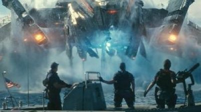 Battleship's alien ships from up close