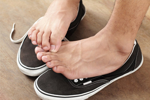 Athlete's Foot And Other Fungal Infections