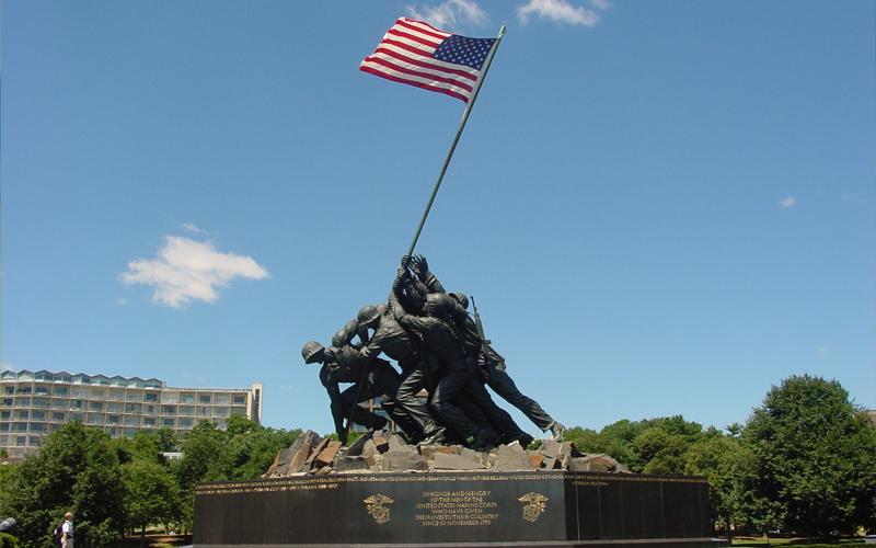 memorial place