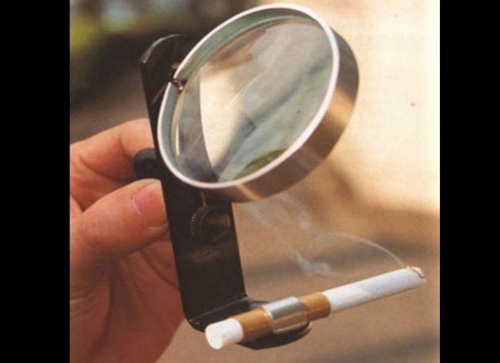solar cigarette