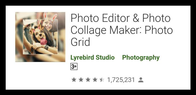 Photo Editor Collage Maker Pro