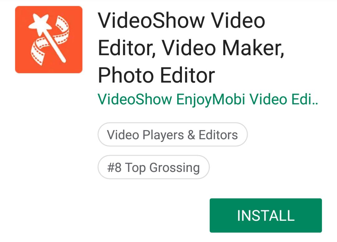 Video बनाने वाला Apps