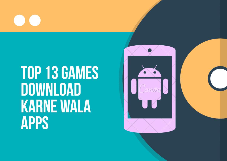 13 Free Game Download करने वाला Apps (2019) - Scoopkeeda