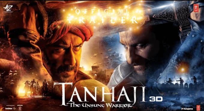 Tanhaji Full Movie Download TamilRockers
