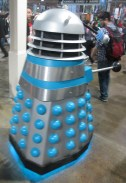 Look out for the Dalek!!