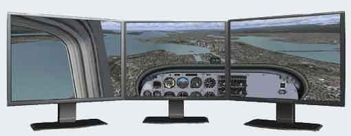 Multi monitor systems