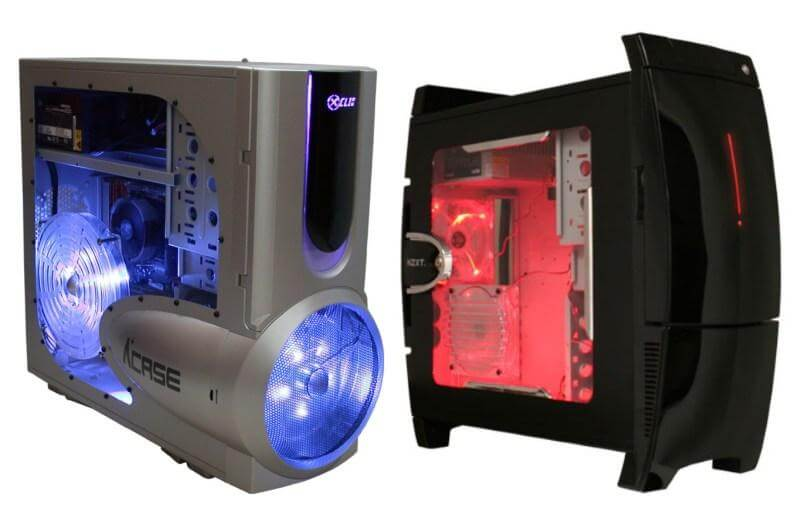 Computer case Appearance