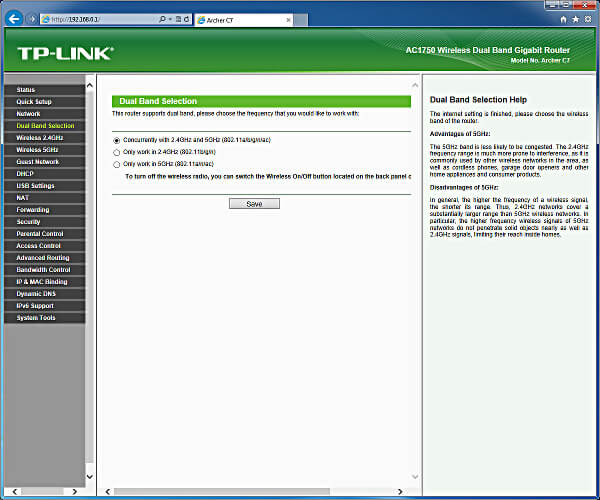 tp link archer c7 firmware