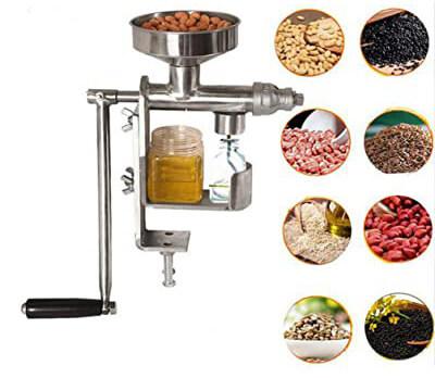 hy-03 manual oil press machine
