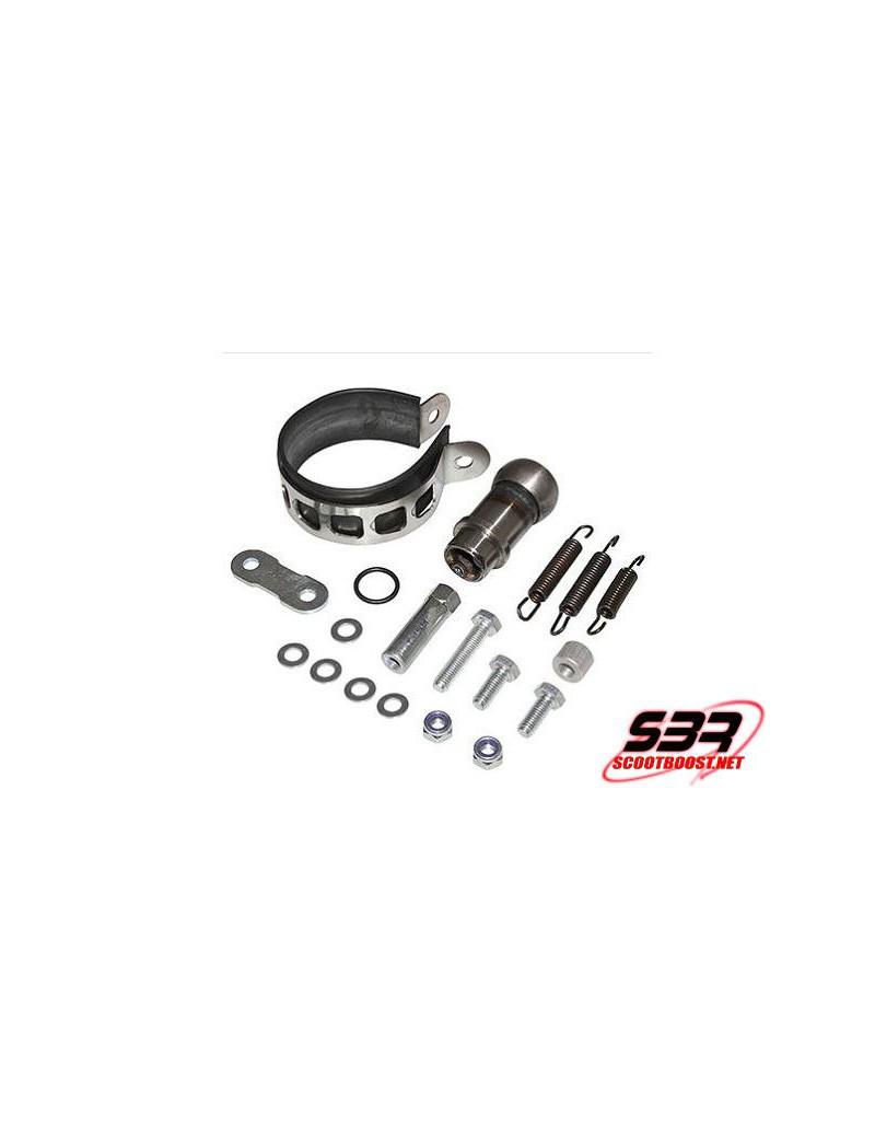 Kit montage pot Artek K2 MBK X-Limit / Yamaha DTR Passage haut