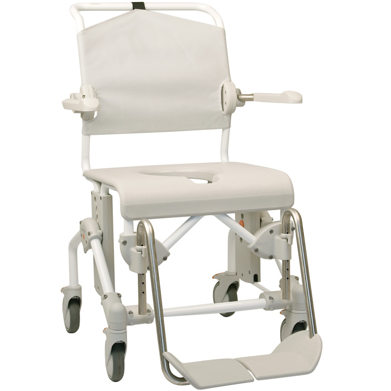 ETAC SWIFT MOBILE SHOWERCOMMODE CHAIR  Scooter World