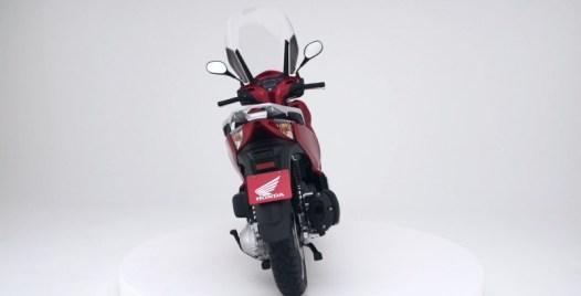 scooter honda sh 300i foto