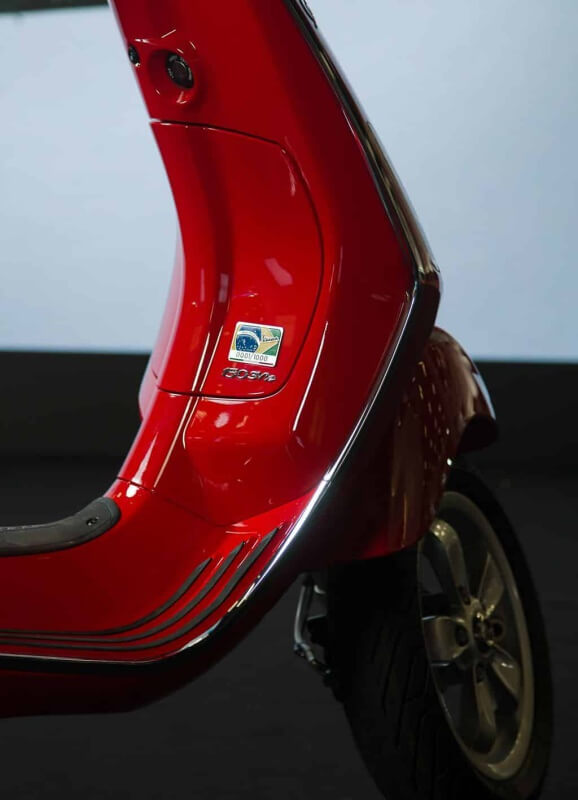 scooter vespa 150 serie limitada