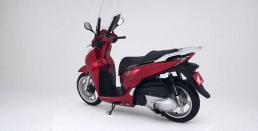 sh300i honda scooter preco