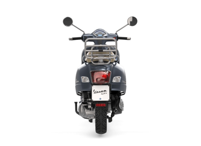motocicleta vespa gts 300 cc
