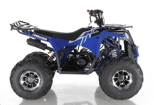 ATVS COMMANDER DLX 125CC