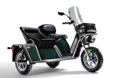 matra teases electric moped sidecar scooterfile. Black Bedroom Furniture Sets. Home Design Ideas
