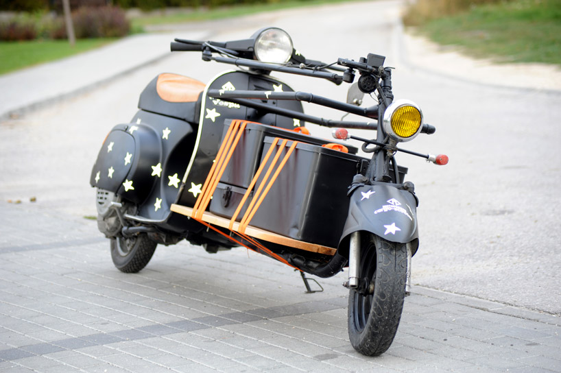 Motofocker Cargo Scooter
