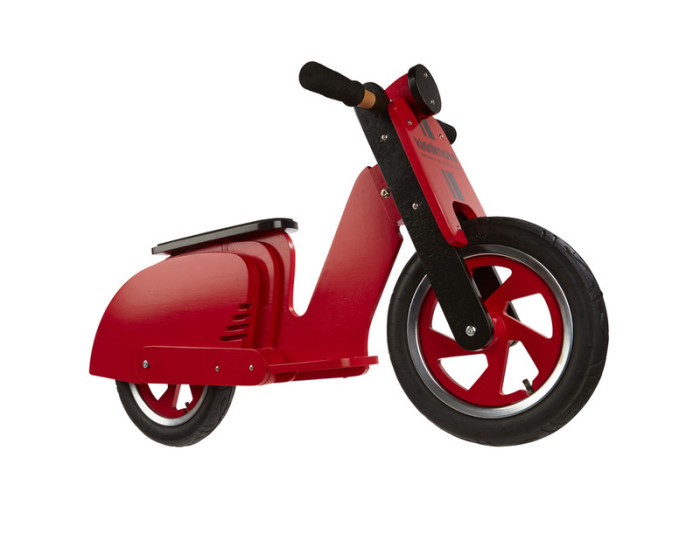 Kiddimoto Red Scooter