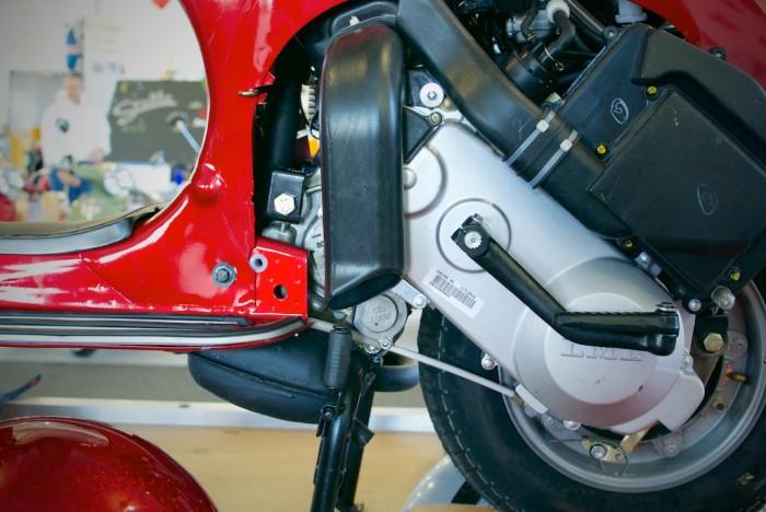 Genuine Stella 125 Automatic  031