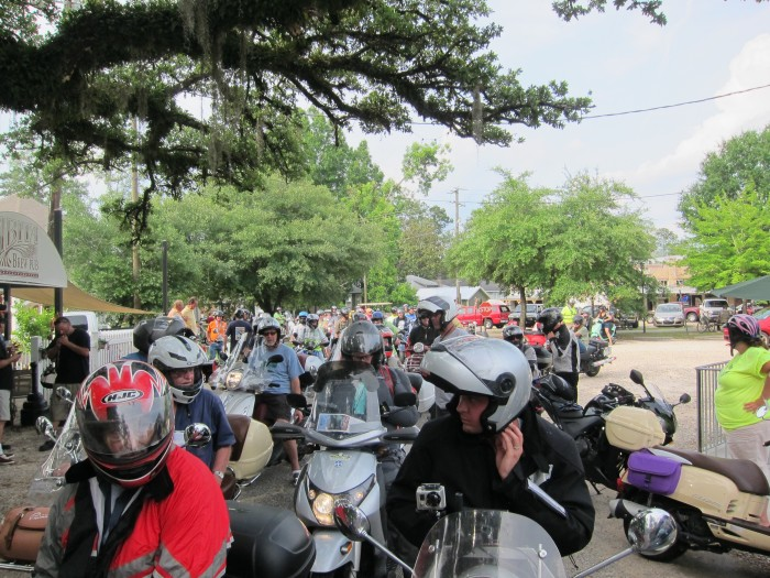 The big ride to the finish line from Abita Springs