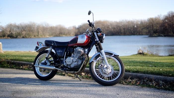2016 Genuine Motorcycles G400C 54