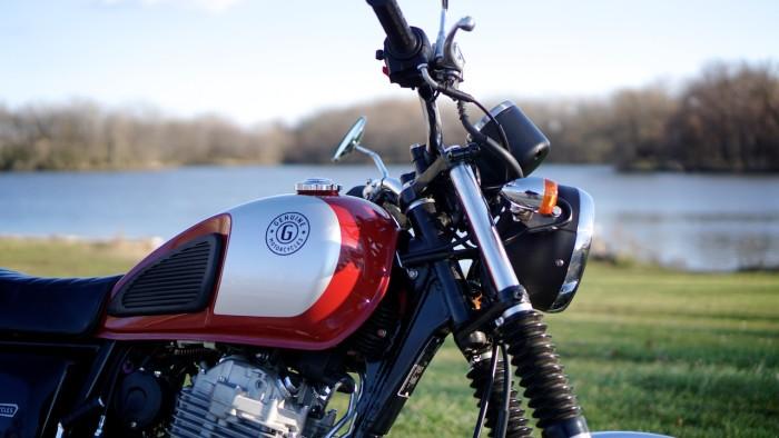 2016 Genuine Motorcycles G400C 55