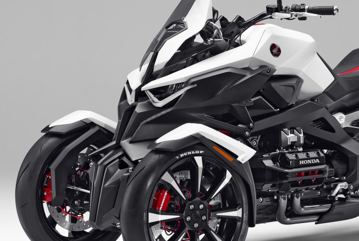 The Honda Neowing concept is more Decepticon than Autobot and probably a pain to clean.