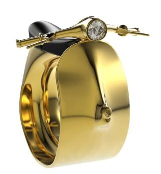Paul Michael Vespa Rings