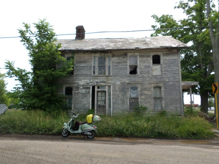 Fixer-upper on the John Morgan Trail
