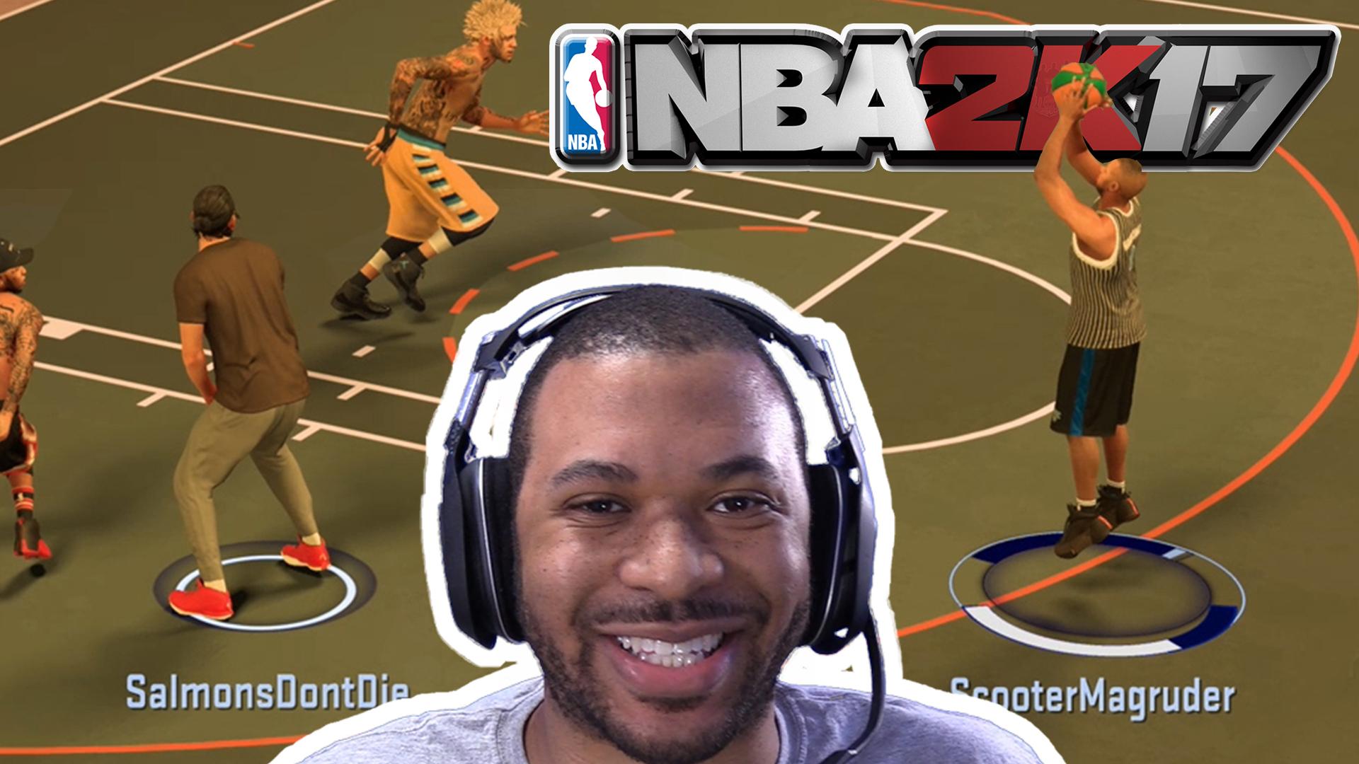 I BOUGHT VC…[NBA2K17 MYPARK #2]