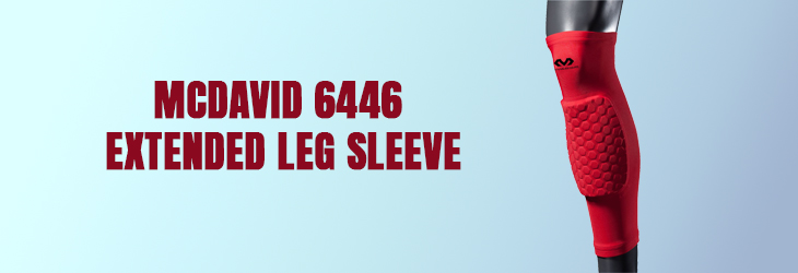 MCDAVID 6446 EXTENDED LEG SLEEVE