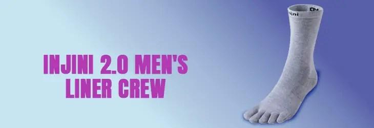 Injini 2.0 Men's Liner Crew