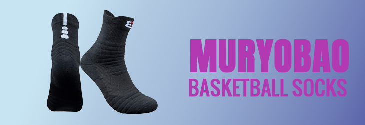 Muryobao Basketball Socks