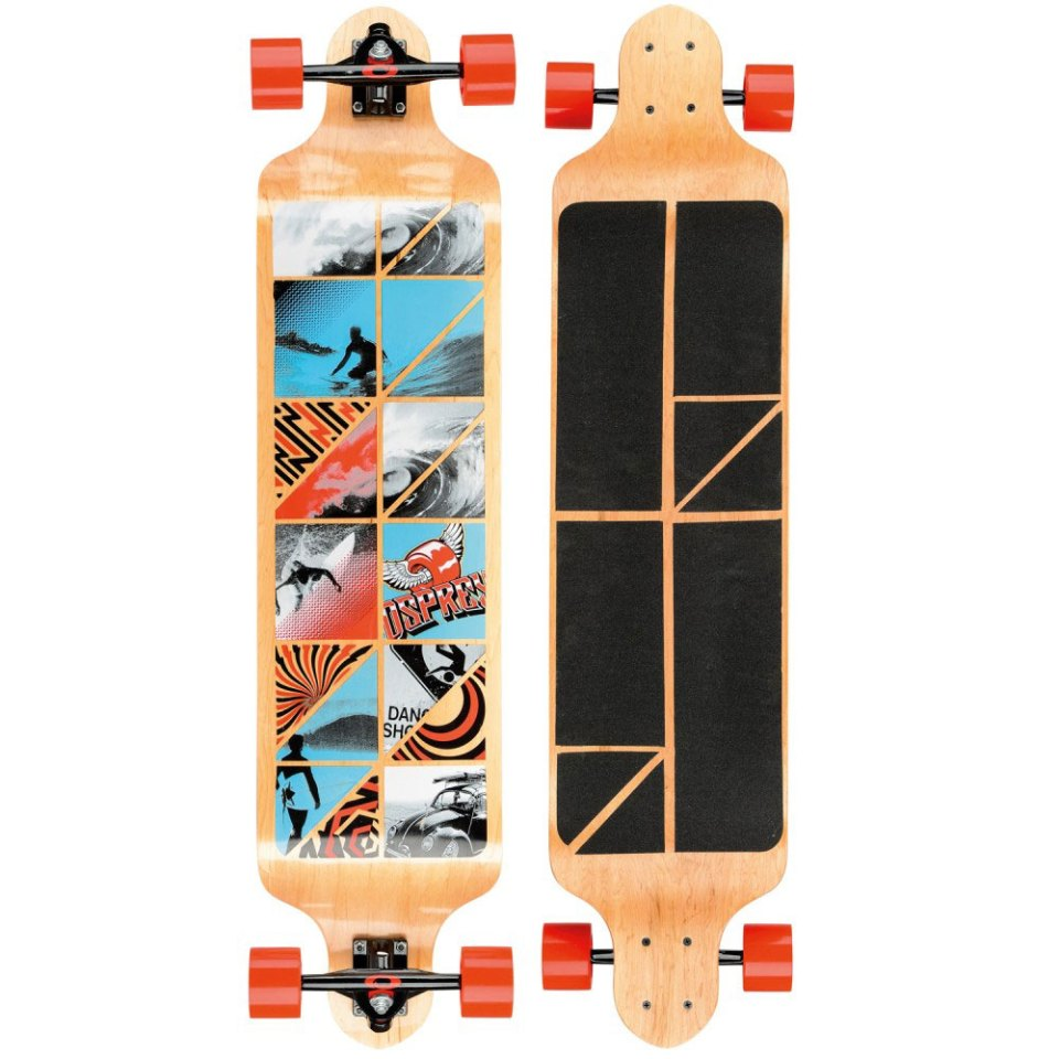 Twin-Longboards