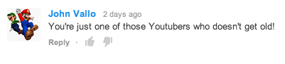 Roomies Episode 2: Secrets YouTube Comment