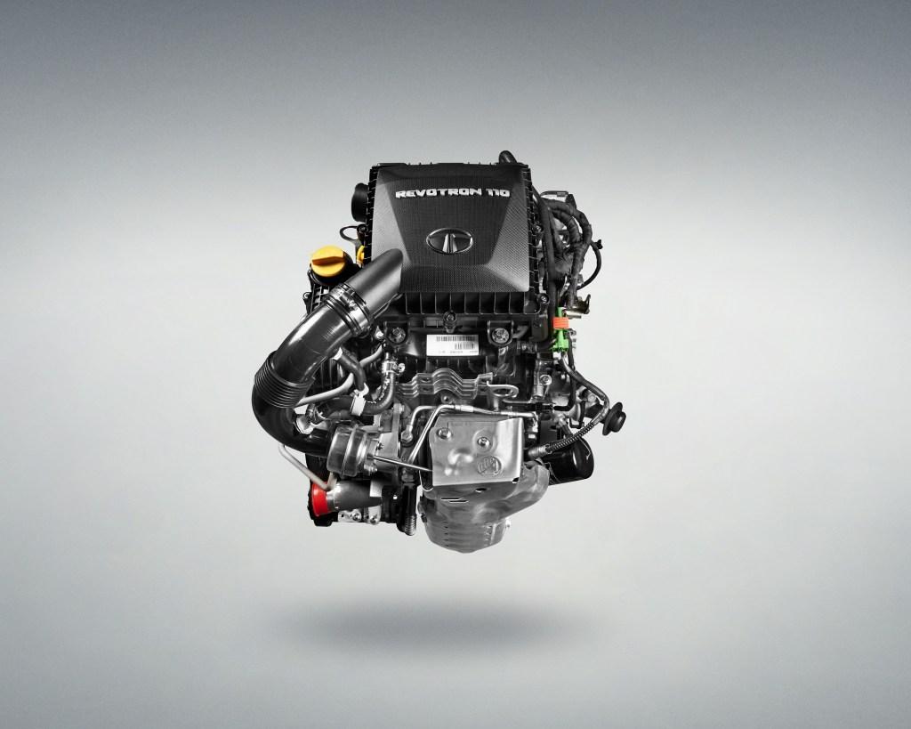 Feature 3 - REVOTRON Petrol Engine