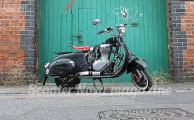 ScooterNova 4 - FatBoy 650cc Vespa