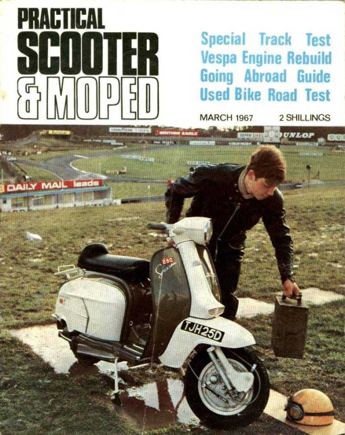 Practical Scooter & Moped magazine, 1967