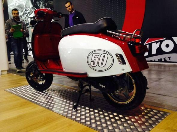 Scomadi 50 prototype