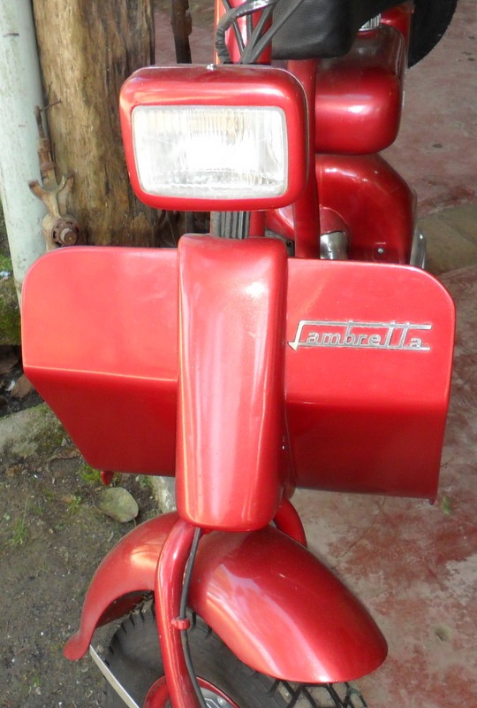 'Lambretta Standard' from Brazil.