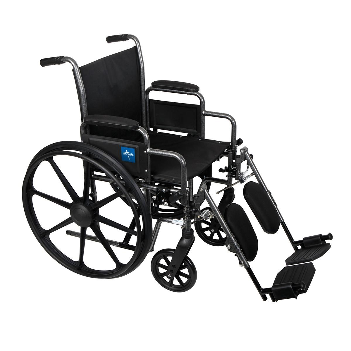 Rent A Wheel Chair Rental Wheelchair Elevating Leg Rests Lightweight